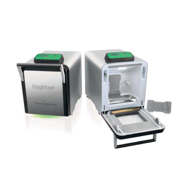 Homogenizatory laboratoryjne BagMixer® 400S i BagMixer® 400SW - 2