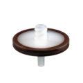 Jednorazowe filtry do strzykawek dla HPLC - celuloza regenerowana - śr. membrany 30 mm - b-1878 - jednorazowe-filtry-do-strzykawek-dla-hplc-sr-saczka-30-mm - 020-%ce%bcm - ciemny-braz - 100-szt