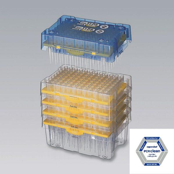 Końcówki Eppendorf - ep T.I.P.S. Reloads PCR Clean