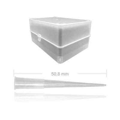 Końcówki Premium-Line® - z filtrem - przeźroczyste - 1-200 µl - w statywach