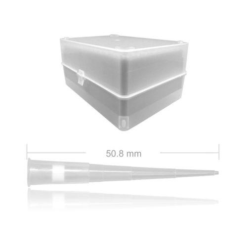 Końcówki Top-Line® - z filtrem - przeźroczyste - 1-200 µl - w statywach