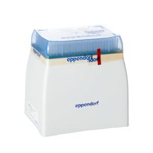 Końcówki epTIPS w statywach epTIPS Rack - 50-1250 µl - niesterylne - Eppendorf