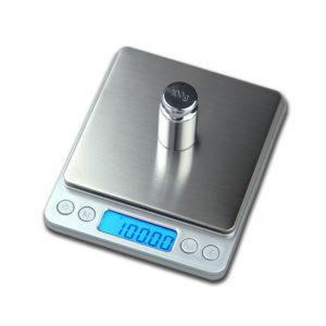 Kompaktowa waga laboratoryjna - 500 g
