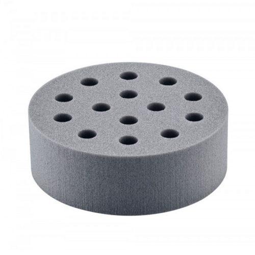 MS 1.31 - wkładka na 14 probówek o śr. 10 mm