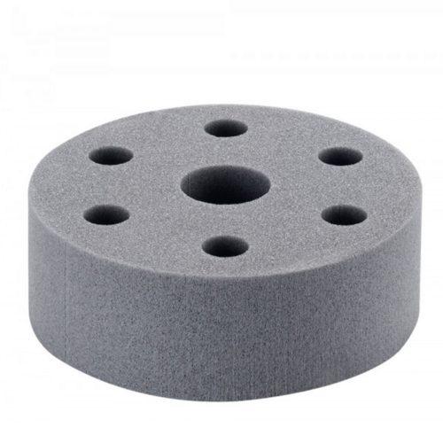 MS 1.32 - wkładka na 6 probówek o śr. 12 mm