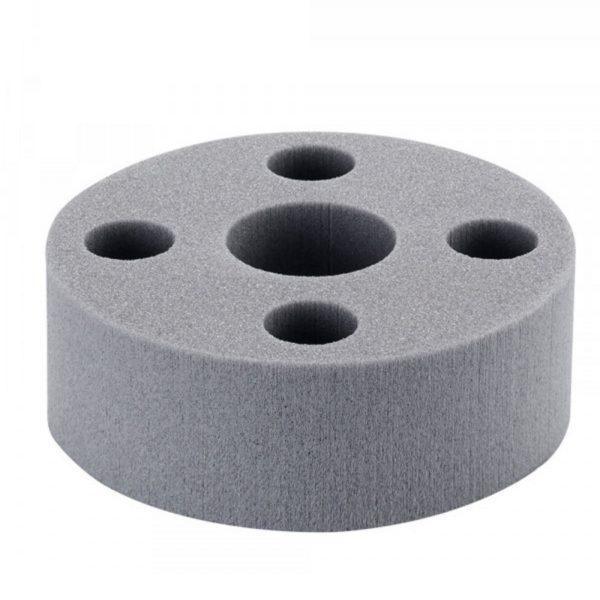 MS 1.33 - wkładka na 4 probówki o śr. 16 mm