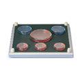 Akcesoria do wytrząsarek GFL 3005 i 3006 - k-1608 - mata-antyposlizgowa-300x300-mm