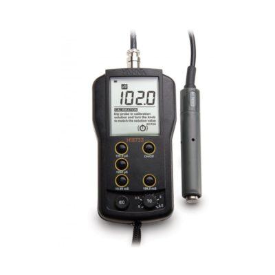 Miernik przewodności HI 8733 - Hanna Instruments