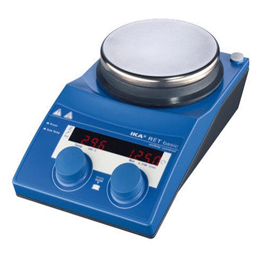 Mieszadło magnetyczne RET basic IKAMAG safety control