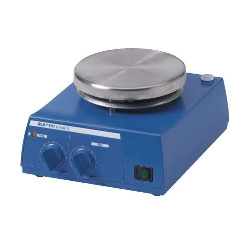 Mieszadło magnetyczne RH basic 2 IKAMAG