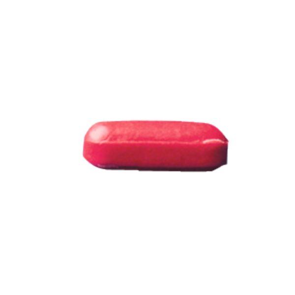 Mieszadełko magnetyczne Mikro czerwony 5 x 2 mm