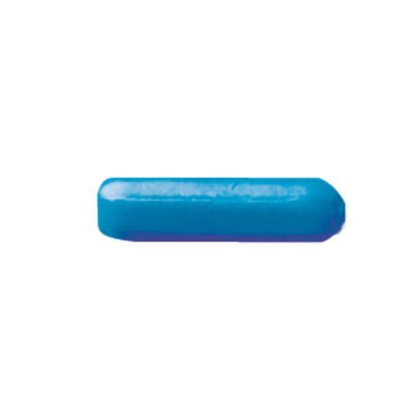 Mieszadełko magnetyczne Mikro niebieski 7 x 2 mm