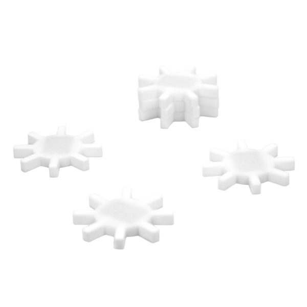 Mieszadełko magnetyczne o promienistym kształcie