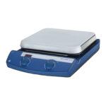 Mieszadło magnetyczne C-MAG HS 10 IKAMAG® - k-1044 - mieszadlo-magnetyczne-c-mag-hs-10-ikamag - 100-1500-obr-min - 80-mm - 300-x-105-x-415-mm - 6-kg