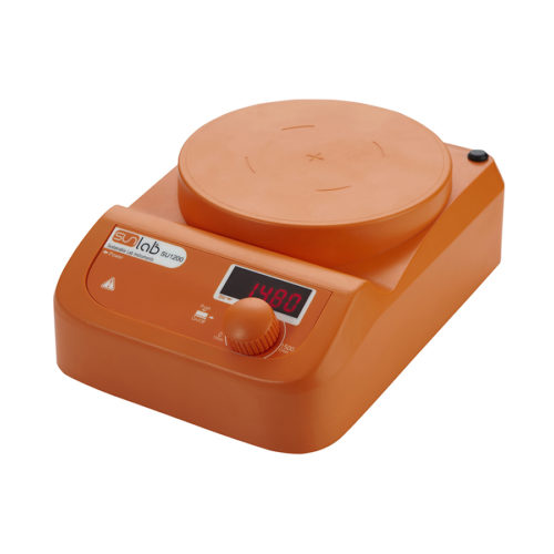 Minimieszadło magnetyczne z wyświetlaczem LED - Sunlab SU1200