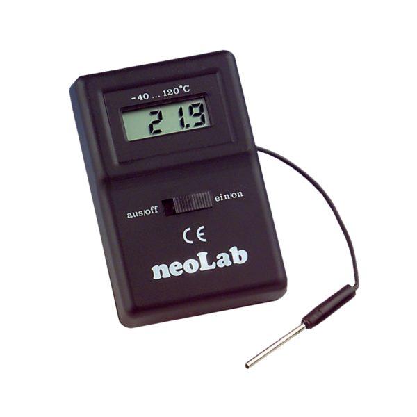 Minitermometr, zakres -10°C do +50°C
