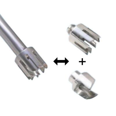 Nóż homogenizacyjny T 17 typ M