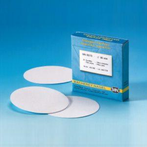 Okrągłe filtry z włókna szklanego2