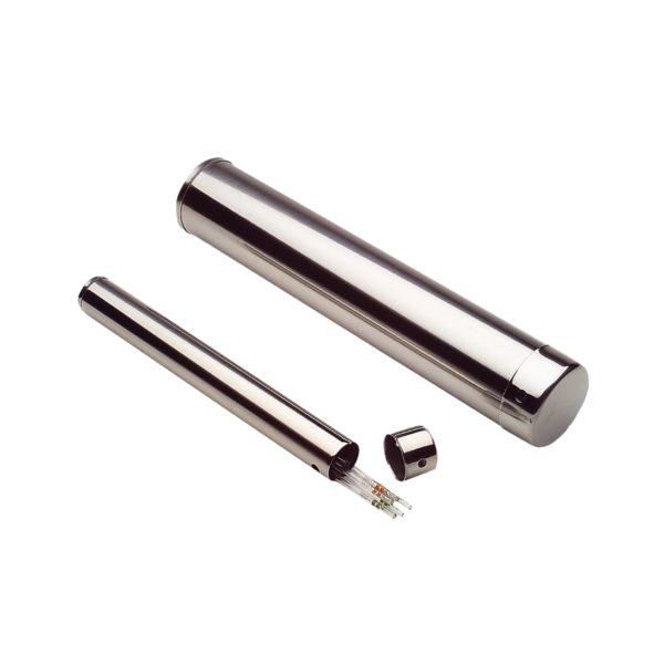 Okrągłe puszki do pipet, z możliwością sterylizacji