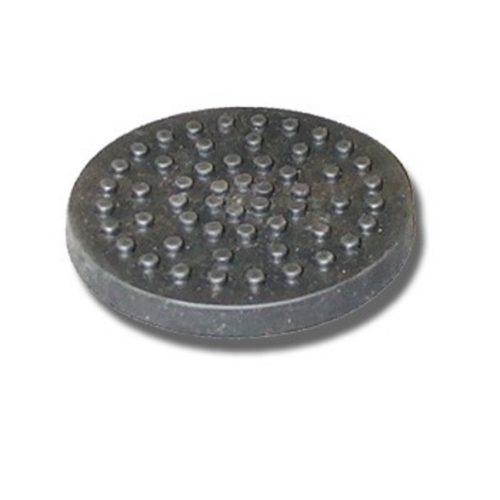 Płytka gumowa z wypustkami