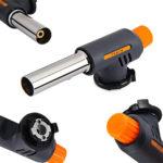 Palnik gazowy piezo z metalową dyszą - l-0290 - palnik-gazowy-piezo-elektryczny-z-metalowa-dysza - 20583 - 2419