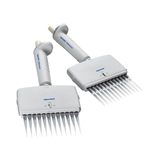 Pipety 8-kanałowe Eppendorf Reference® 2