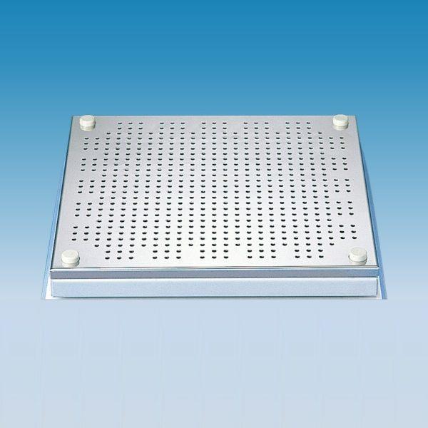 Platforma z otworami do mocowania (330x330 mm)