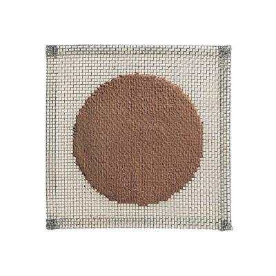 Podkładka druciana pokryta włóknem ceramicznym
