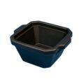 Pojemnik izolacyjny na lód, bez pokrywy - l-0006 - pojemnik-izolacyjny-na-lod-bez-pokrywy - 1-l - czarny - 200-x-175-x-91-mm