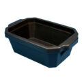 Pojemnik izolacyjny na lód, bez pokrywy - l-0010 - pojemnik-izolacyjny-na-lod-bez-pokrywy - 4-l - czarny - 350-x-240-x-122-mm