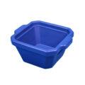 Pojemnik izolacyjny na lód, bez pokrywy - l-0007 - pojemnik-izolacyjny-na-lod-bez-pokrywy - 1-l - niebieski - 200-x-175-x-91-mm
