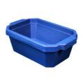 Pojemnik izolacyjny na lód, bez pokrywy - l-0011 - pojemnik-izolacyjny-na-lod-bez-pokrywy - 4-l - niebieski - 350-x-240-x-122-mm