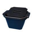 Pojemnik izolacyjny na lód, z pokrywą - l-0025 - pojemnik-izolacyjny-na-lod-z-pokrywa - 45-l-2 - czerwony - 330-x-280-x-185-mm