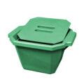 Pojemnik izolacyjny na lód, z pokrywą - l-0024 - pojemnik-izolacyjny-na-lod-z-pokrywa - 45-l-2 - zielony - 330-x-280-x-185-mm