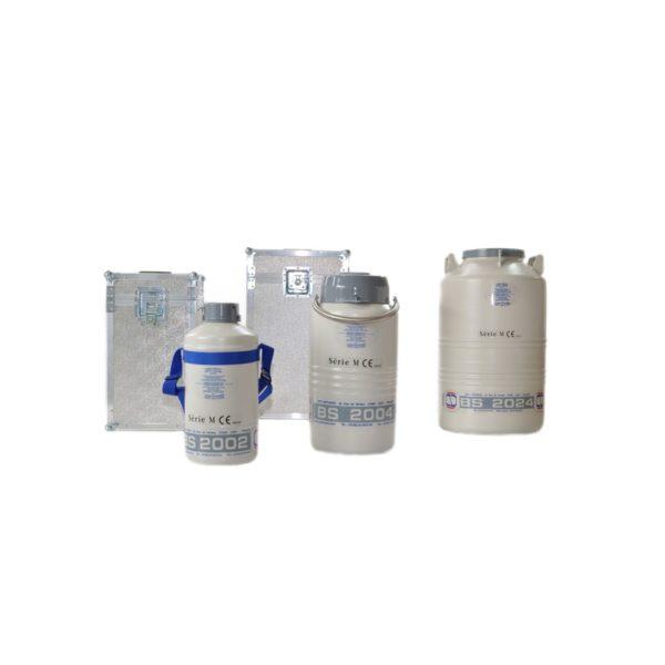 Pojemniki transportowe Shipper - seria BS 2000 - Cryo Diffusion