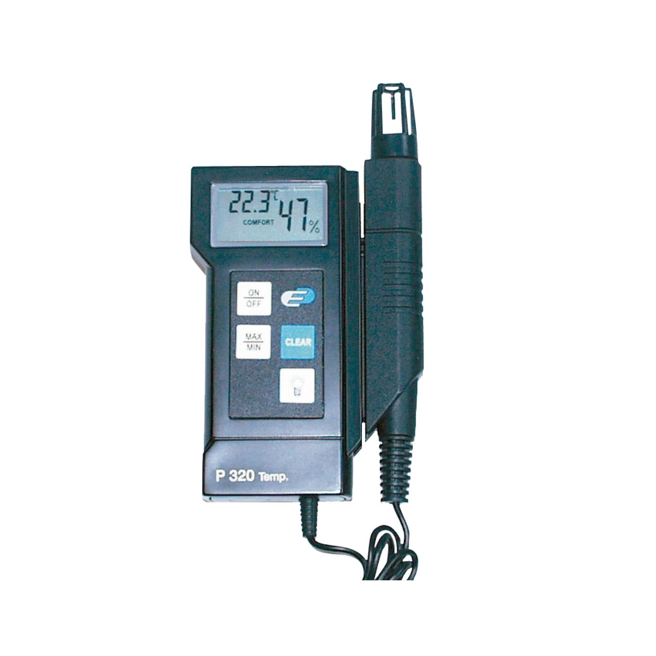 Przyrząd do pomiaru temperatury - wilgotności