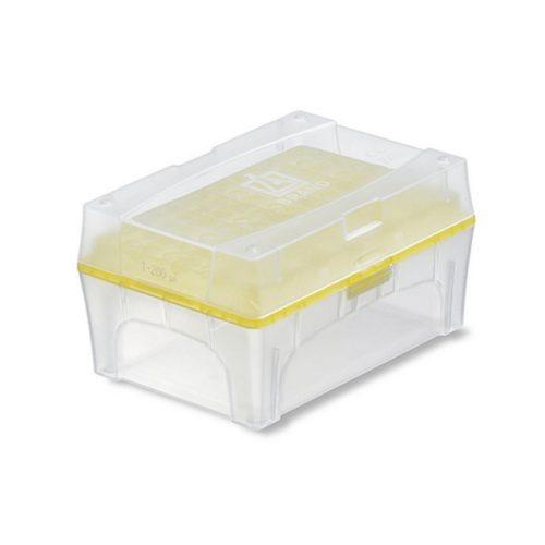 Puste pudełka na końcówki do pipet - Brand