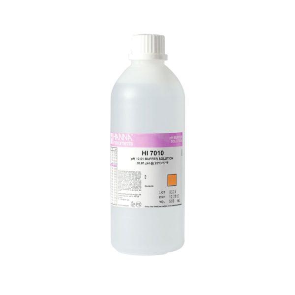 Roztwór buforowy o pH 10,01 bez certyfikatu 500 ml
