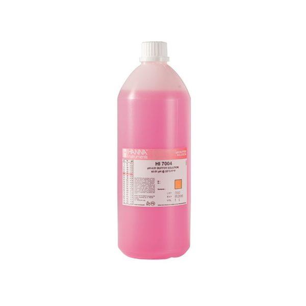 Roztwór buforowy o pH 4,01 bez certyfikatu 1000 ml