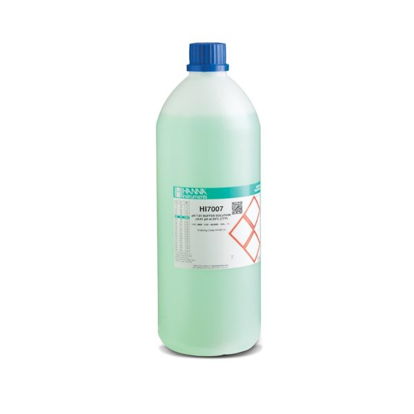 Roztwór buforowy o pH 7,01 bez certyfikatu 1000 ml