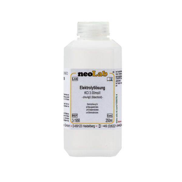 Roztwór elektrolitowy KCl - 3 mol dm 250 ml