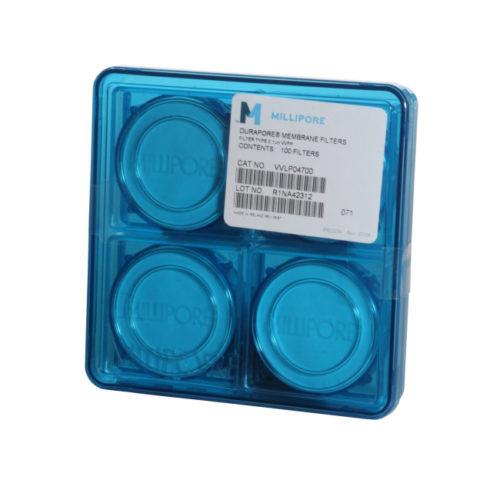 Sączki membranowe Durapore z PVDF, hydrofilowe