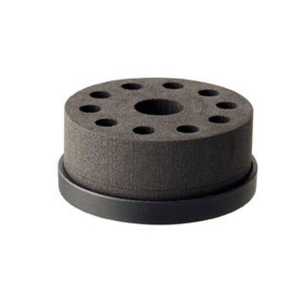 Statyw na 10 probówek o śr. 10 mm, dł. 60 mm