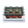 Akcesoria do wytrząsarek GFL 3005 i 3006 - k-1610 - stelaz-z-4-rolkami-mocujacymi-kolby
