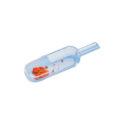 Szklane szufelki wagowe - zaokrąglone - 1-7150 - szklana-szufelka-wagowa-zaokraglona - 3-ml - 82-mm