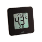 Termohigrometr z zegarem TFA - b-4220 - termohigrometr-z-zegarem-tfa