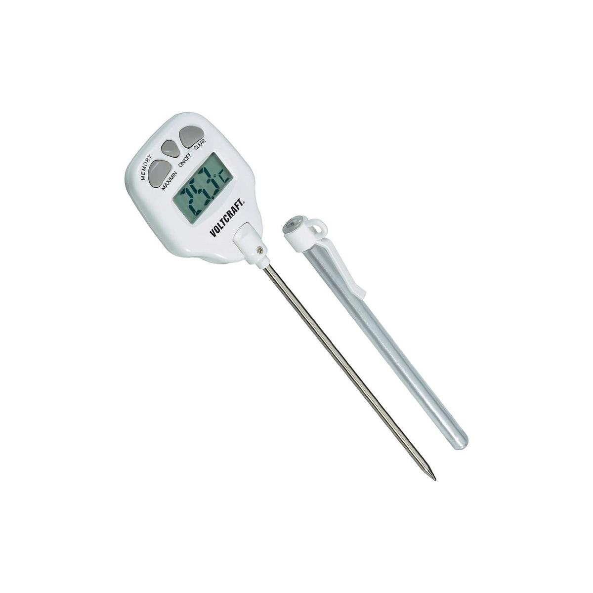 Termometr cyfrowy z pamięcią wartości minimum-maksimum