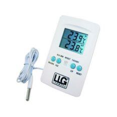 Termometr cyfrowy z zewnętrznym czujnikiem