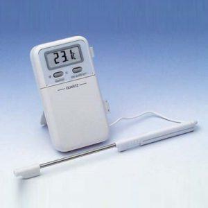 Termometr cyfrowy, zakres -50°C do +260°C
