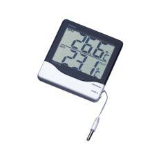 Termometr do pomiarów wewnątrz i na zewnątrz